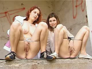 girls, pissing, peed on