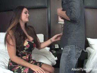 Alison tyler fucks тя приятел