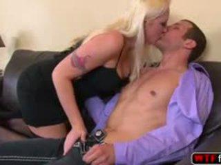 Alana evans encounters głębokie anal fucked