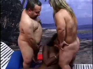 侏儒 lifeguards 惩罚 乌木 女士 视频