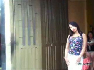 Real calle prostitutes de bogota, colombiana, parte 1 de 3, rojo luz district - 360p