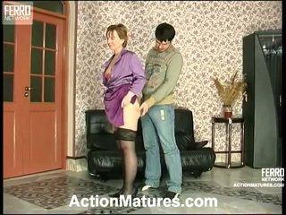 Patty et adam sexuel âgé action
