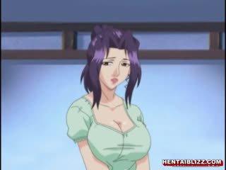 बड़े स्तन, हेनतई, शौकिया