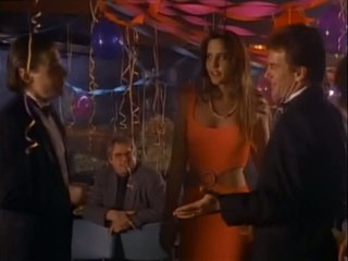 Scene from Anything that Moves 1992 with Tracy Winn.