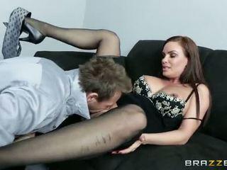 Diamond Foxxx Has Been Flirting With Her Boss Erik
