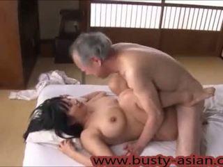 сиськи, cumshots, японський