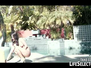 חיים selector: בייב jasmine caro pov סקס