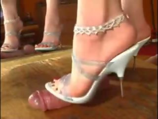 Fuss Sklave Shoejob: Shoejob Tube Porn Video 3a