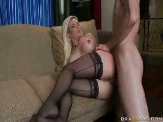 cougar, ibu rumah tangga, anal