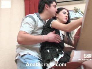 Judith ja adam vehement anaal video