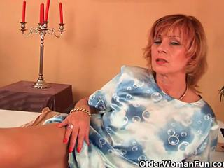 fresh cougar scene, any gilf, rated older mov