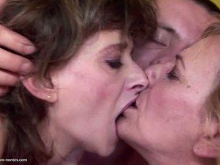 sex în grup, grannies, matures
