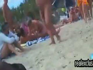 brunete, svingeri, pludmale