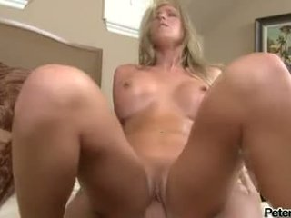 Peter North And Samantha Saint Hot Boy Place In His Dick