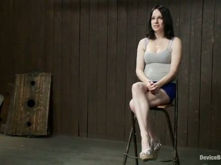Cocoa haired scarlet faux has spanked un tortured uz freaky robeža mov