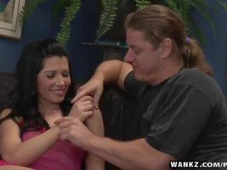 Wankz- rebecca linares takes lul anally
