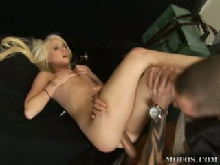 Hawt Babe Alexia Sky Receives A Thick Cock Drilling Deeper In Her Tight Pink Snatch