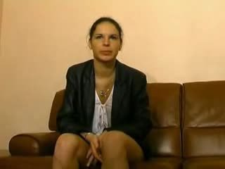 Casting peluda anal francesa chica