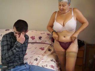 Starý dáma savana fucked podľa študent sam bourne podľa agedlove