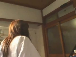 Barmfager asiatisk hitomi tanaka i offentlig bath
