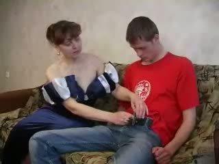 boyfriend, mom, russian