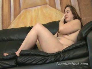 chubby, rough, facefuck