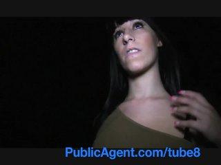Publicagent espagnol ado avec grand seins et cul baise outdoors