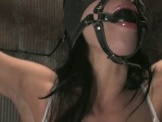 Penthouse Pet Gets Her Pussy Wired