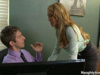 hardcore sex, szef, seks