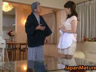 ناضج اليابانية امرأة اللعنة أنبوب