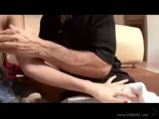 Old Man Fucked Teen Hard