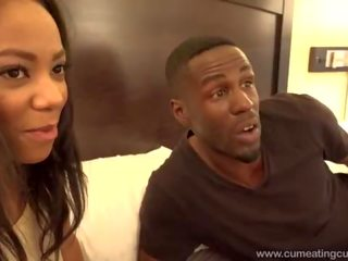 Diamond Monrow fucks her ex-boyfriend