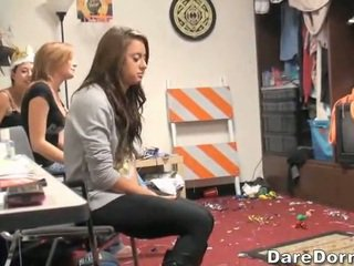 Birthday Party In A Dorm