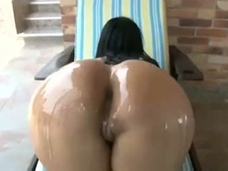 Latina big-ass paola