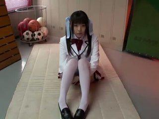 Sleaze schoolbabe tsubomi hitomi shaged ב the locker חדר
