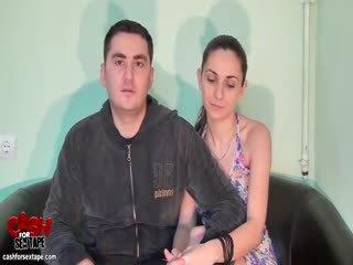 Chick couple's private porn