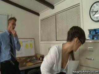 sexe de bureau