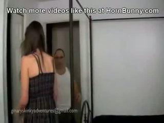 Far og datter ha gjøre opp sex - hornbunny. com