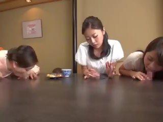 japānas, cowgirl, cum mutē