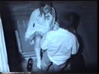 Viešumas seksas į naktis laikas pilnas exposed