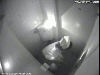 Masturbation 生活 廁所 室