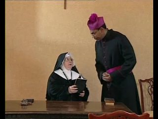 майната, nuns