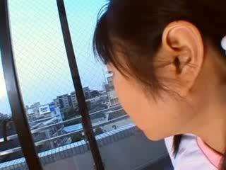 ιαπωνικά, κορίτσι, εξωτικός
