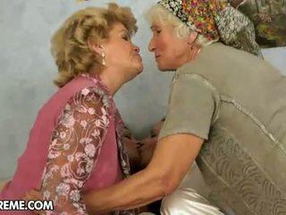 büyükanne, lezbiyen, anneler ve gençler