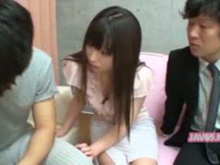 japanese, threesome, fetish