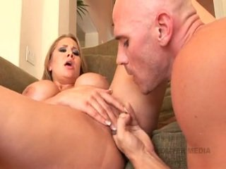 Hot And Shaved ALAnah Rae Receives Her Pussy Hammered Real Hard With A Massive Cock