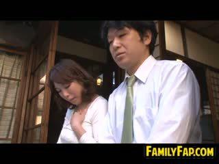 japanse, grote borsten, hardcore