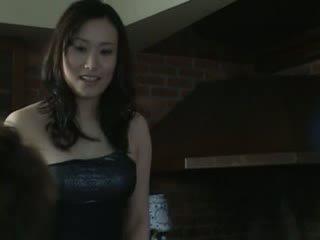 Unique tokyo slut masturbated