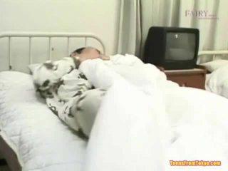 Aziatisch lewd medisch behandeling