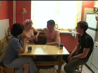 cumshots, swingers, old + young